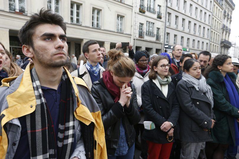 Incendie à Notre-Dame : message du pape à l'archevêque de Paris
