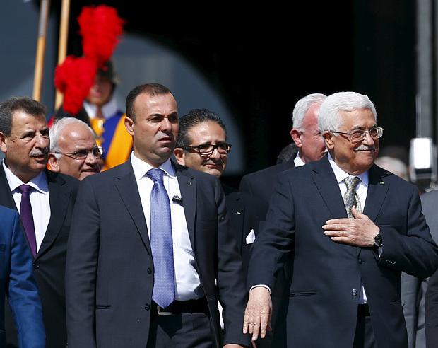 Abbas Palestinian Canonization