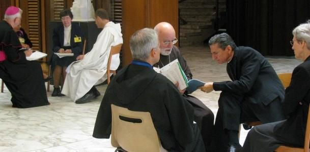 Corriveau John at Synod 2012