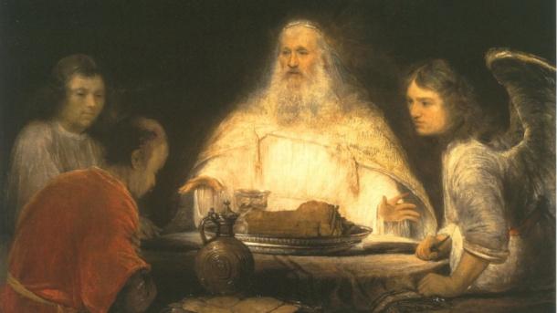 La foi et la recherche de Dieu/35/ DeGelder-Abraham-cropped