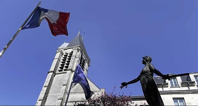 Eglise France