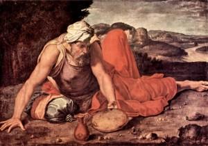 Elie demande à Dieu de mourir