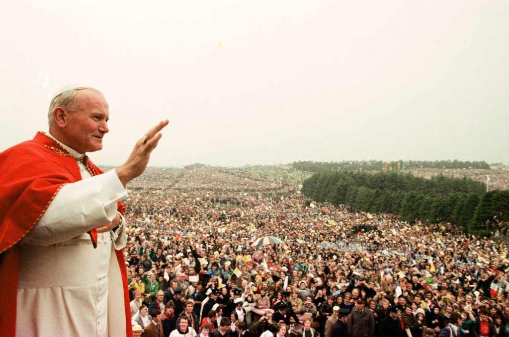 Il y a 15 ans, Jean-Paul II s'en allait !