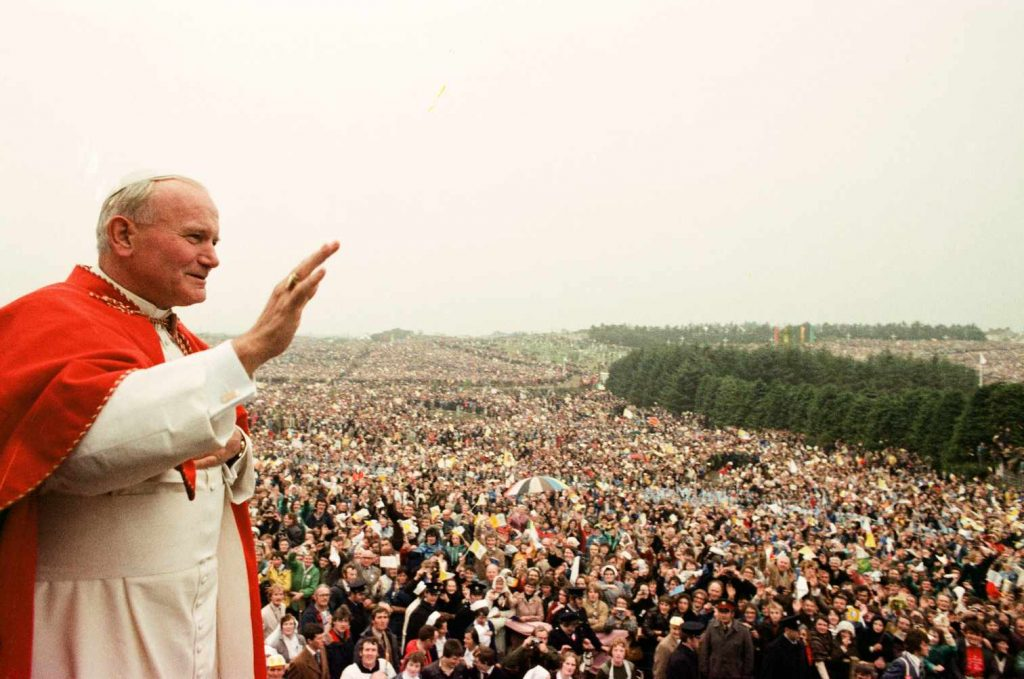 22 octobre : saint Jean-Paul II