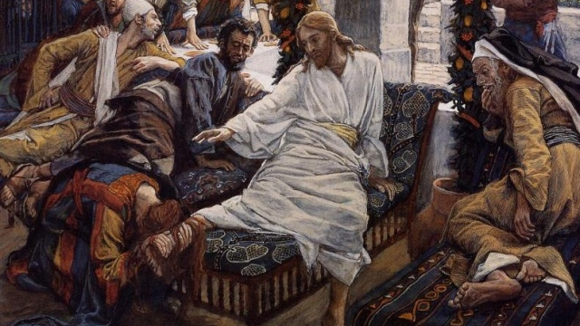 Jesus Sinful Woman Tissot cropped