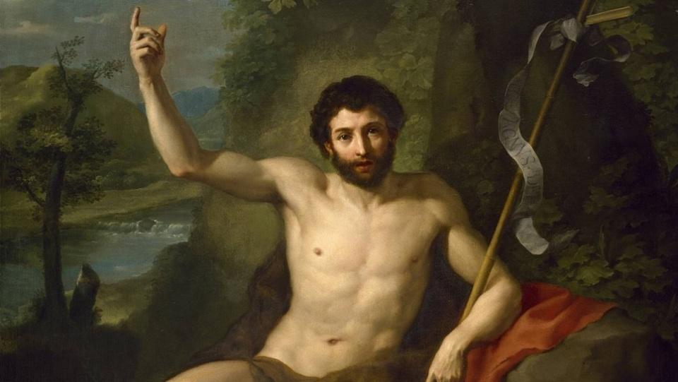 Jean le Baptiste, le paradoxe de l'Avent
