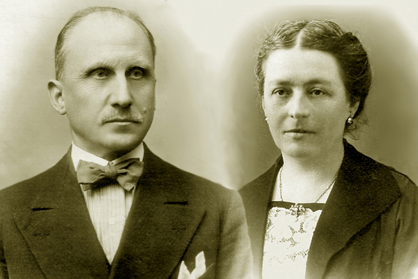 Maria & Luigi Beltrame-Quattrocchi