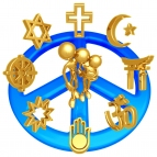 World Religions Symbol - 1