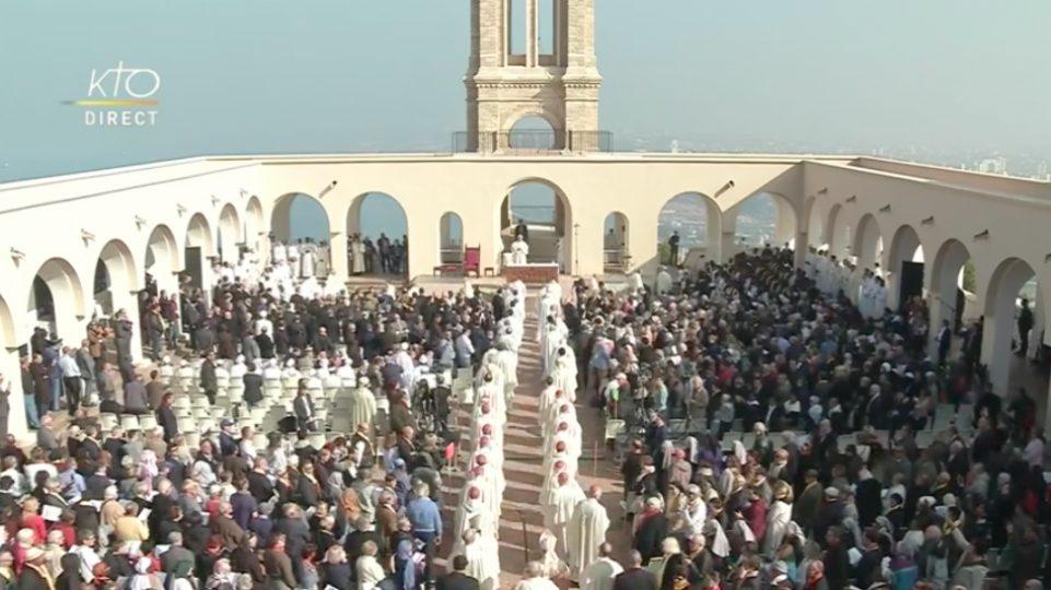 Message du pape François pour la béatification des martyrs d'Algérie