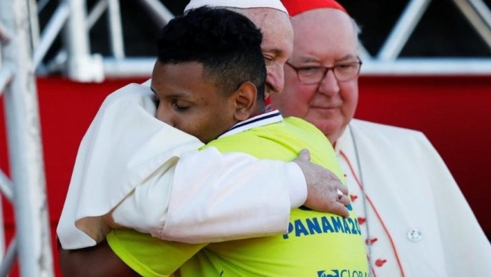 Discours du pape François aux bénévoles des JMJs 2019