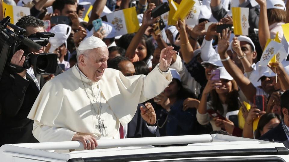 Homélie du Pape François lors de la Messe à Abu Dhabi