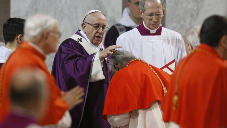 Homélie du pape François pour le mercredi des Cendres