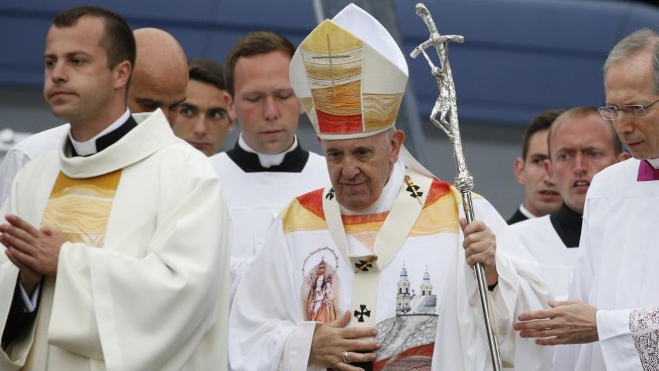 Homélie du pape François au Sanctuaire de Şumuleu Ciuc en Roumanie