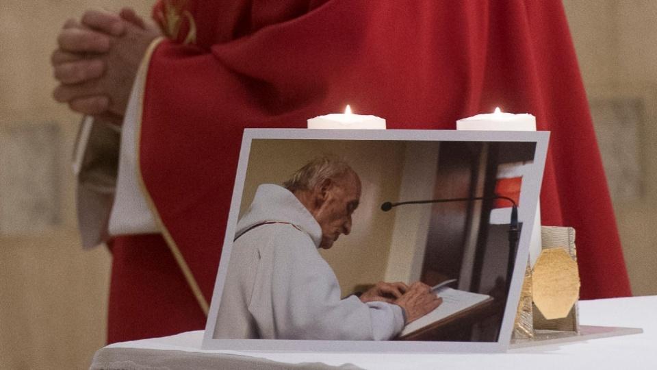 Le 26 juillet 2016, la Messe fut dite à Saint-Étienne-du-Rouvray