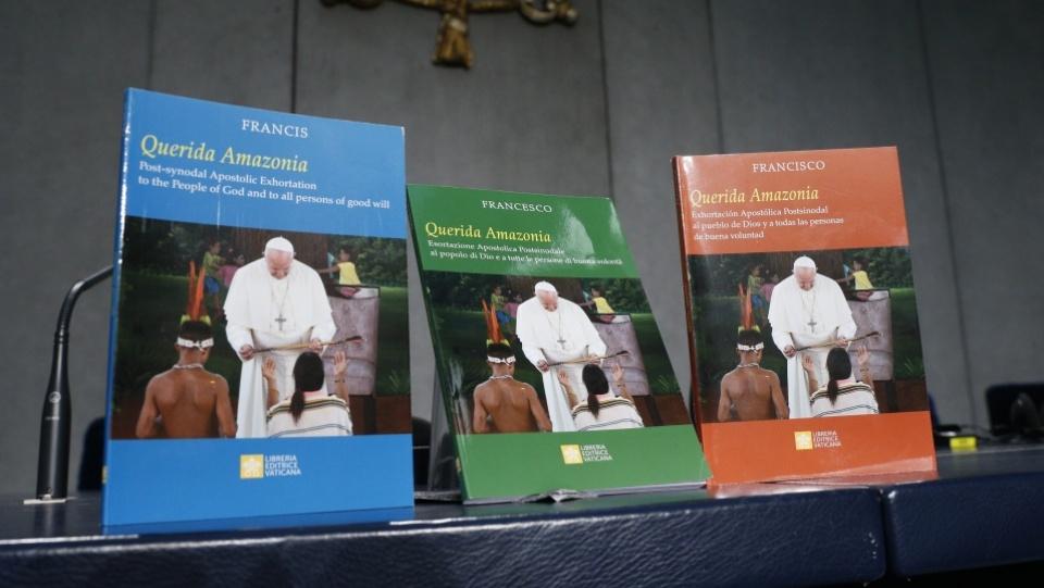 Les rêves du Pape pour l'Amazonie