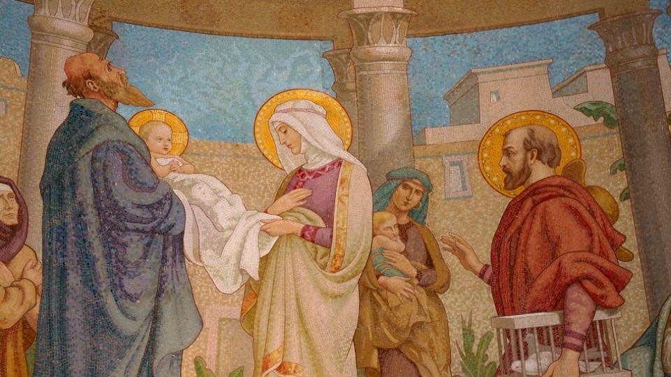 Les vies consacrées dans la Présentation du Seigneur