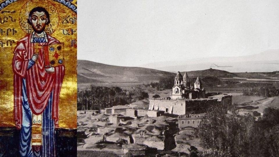 Saint Grégoire de Narek: mystique et docteur de l'Église