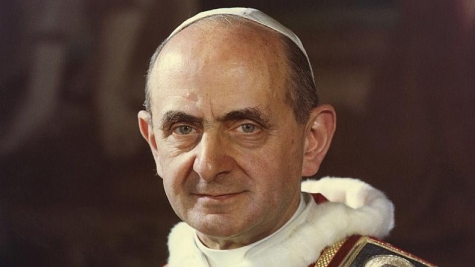 Saint Paul VI, prophète