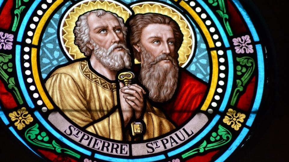 Saint Pierre, saint Paul et l'unité du genre humain