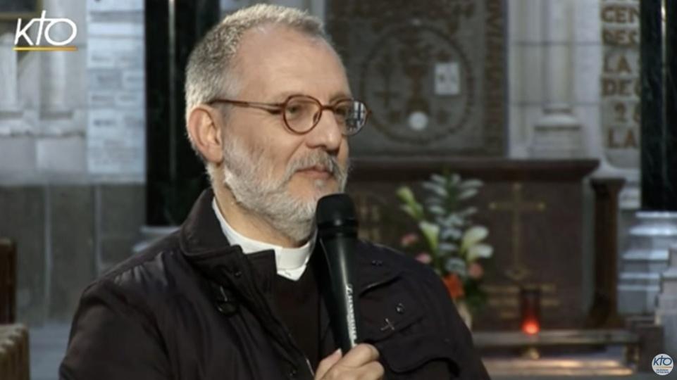 Père Olivier Maire: témoin crédible de la vérité du ciel