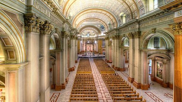 Cathédrale Marie-Reine-du-Monde de Montréal