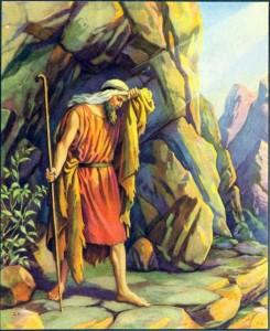 Saviez-vous que le prophète Elie était dépressif et suicidaire? Elijah_cave-245x300
