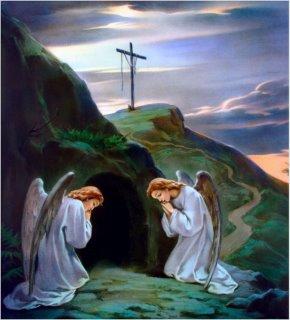 La semaine sainte ( AVIS : enseignement et non débat ) Holy-saturday