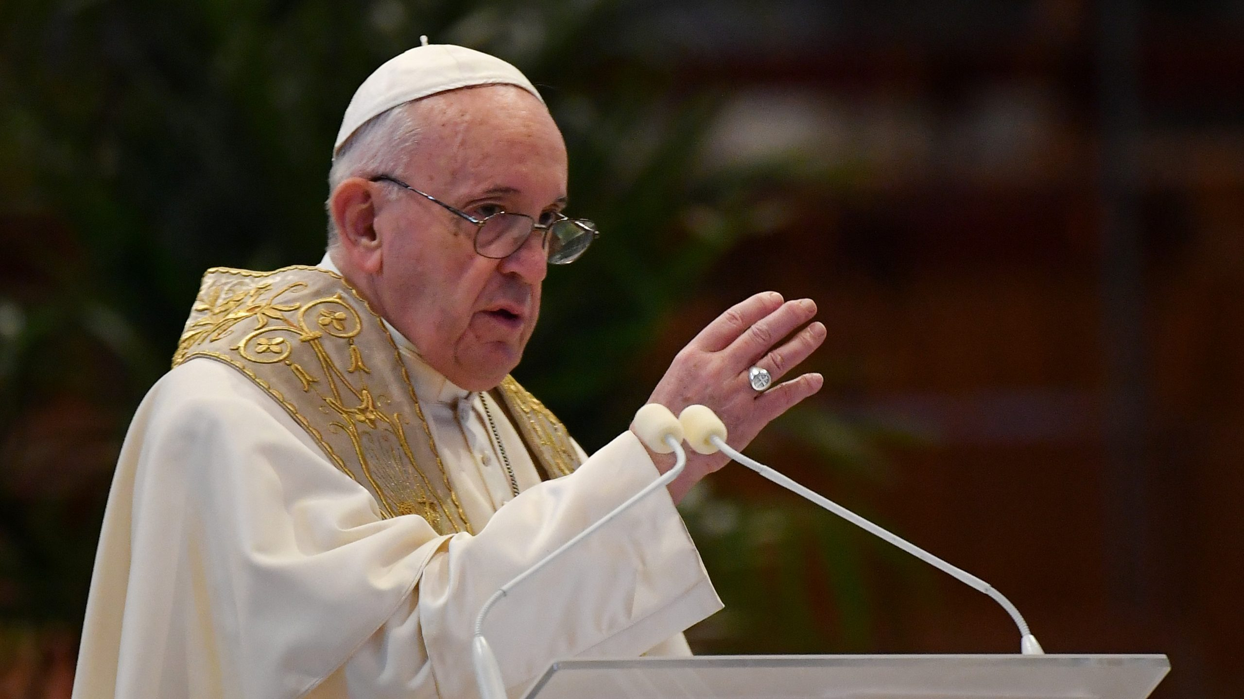 Message Urbi et Orbi du pape François pour le Dimanche de Pâques