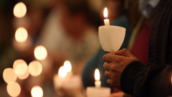 Image to accompany Chapter 3 of encyclical 'Lumen Fidei'