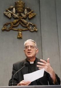 Jesuit Father Lombardi speaks about canonization efforts for Blesseds John Paul II, John XXIII