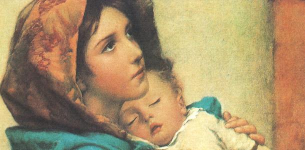 1er Janvier : Solennité de sainte Marie, Mère de Dieu - Jardinier de Dieu