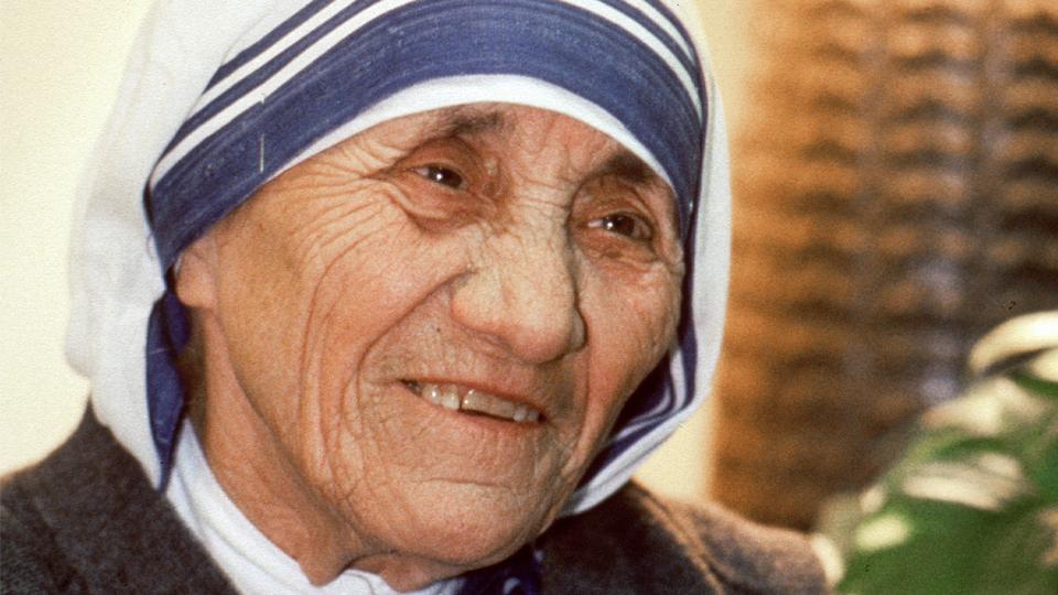 Fête de la Toussaint, l'exemple de mère Teresa
