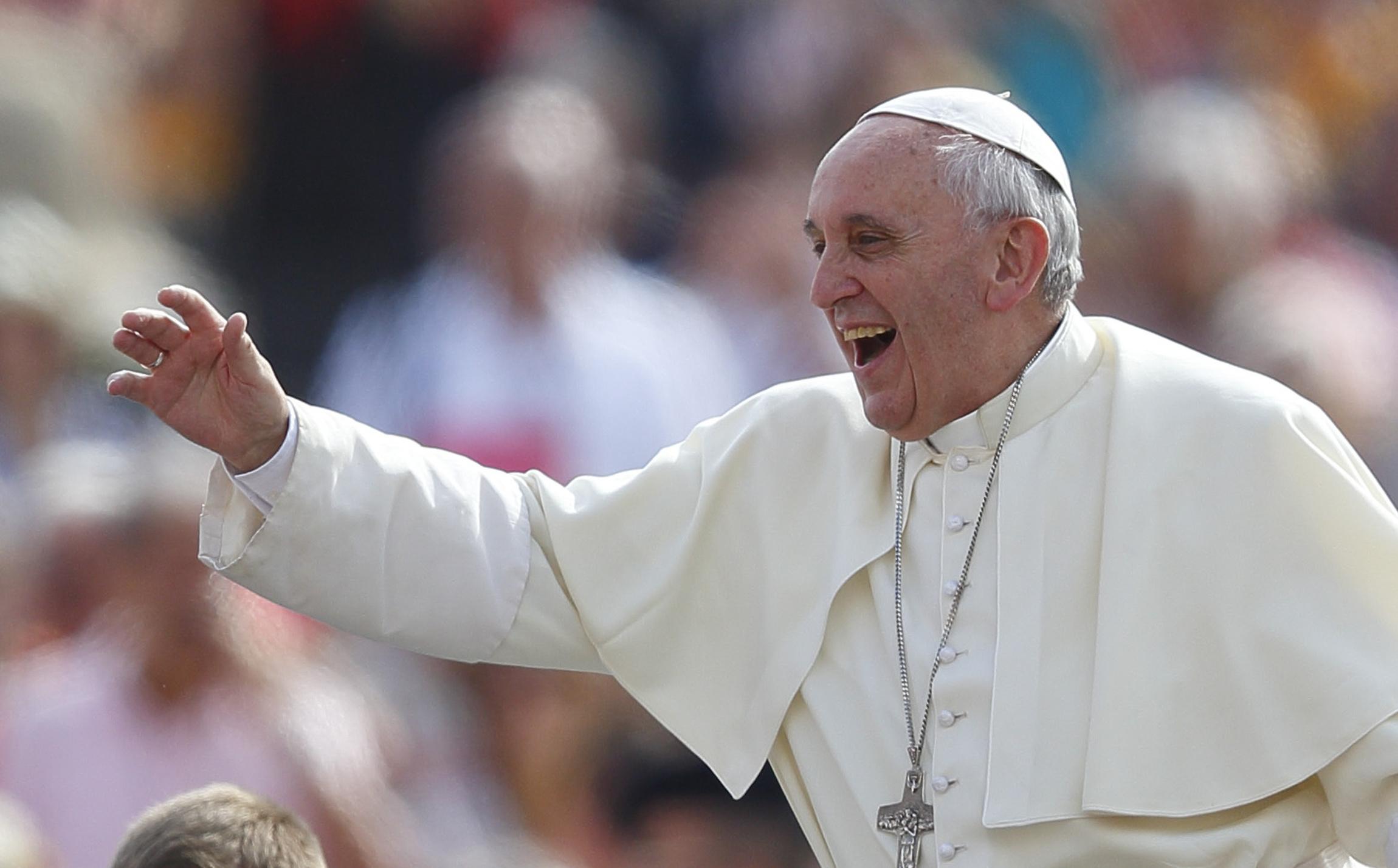 rencontre de 2 papes Mulhouse
