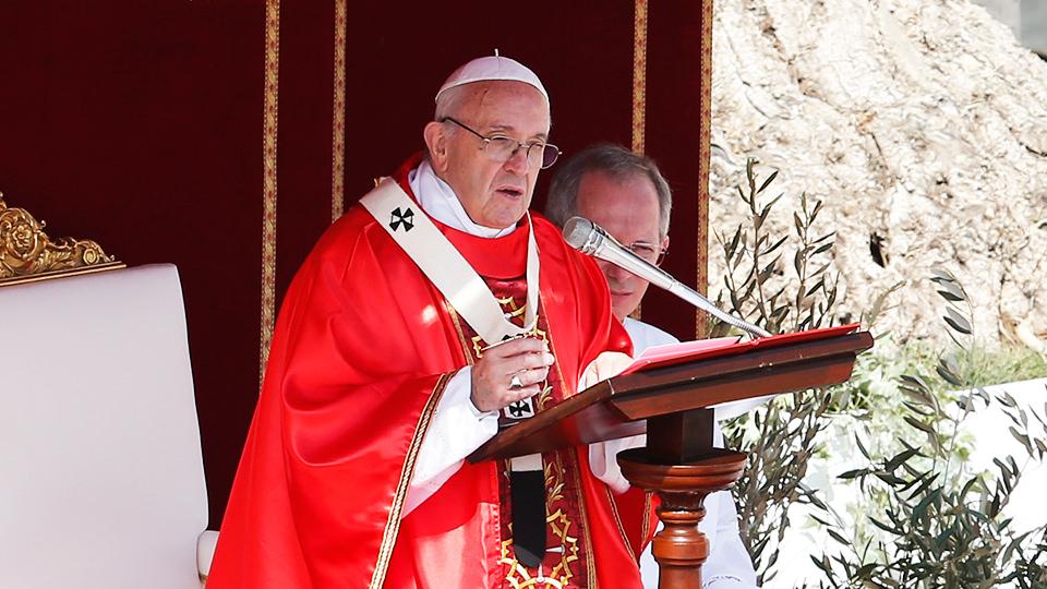 Homélie du pape François 2018