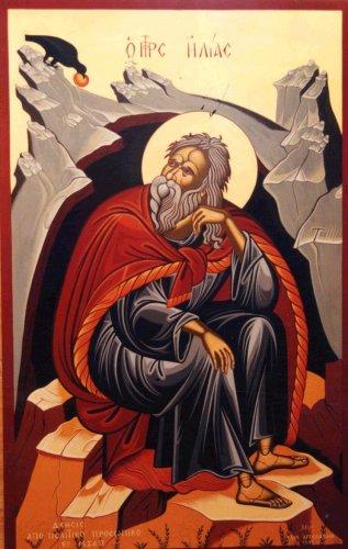Le prophète Élie