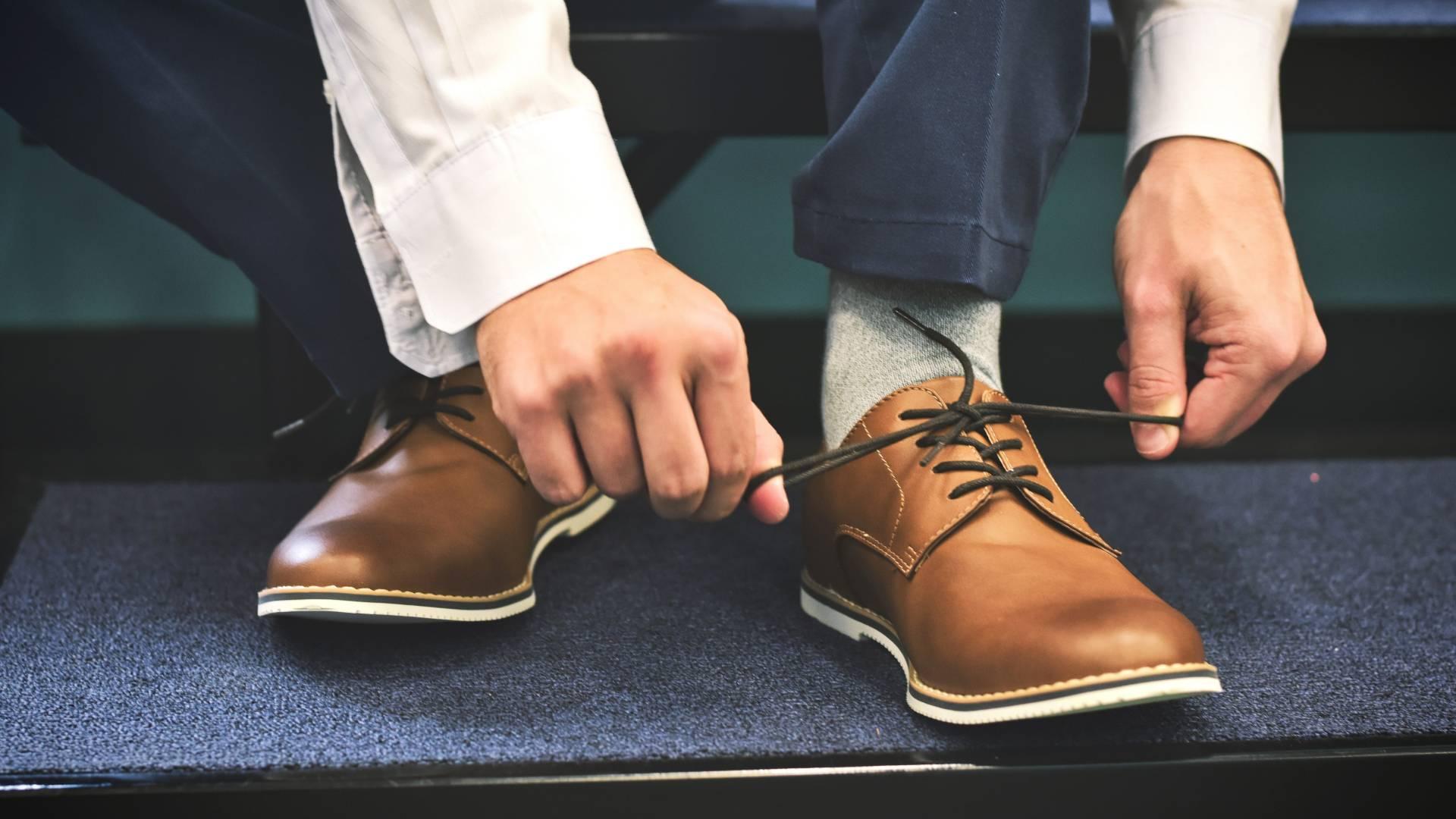 Une prière pour mettre ses souliers