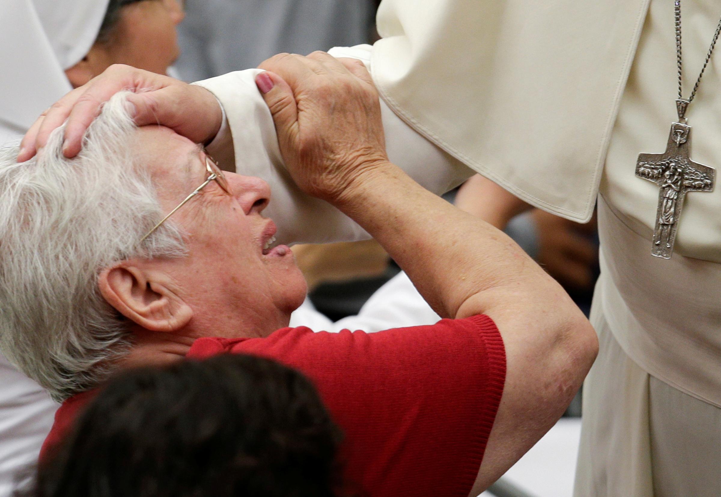 Message du Pape pour la 27ème journée mondiale du malade