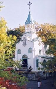 La première petite chapelle que le frère André a dédié à saint Joseph (Photo : Catholic Times Montreal)