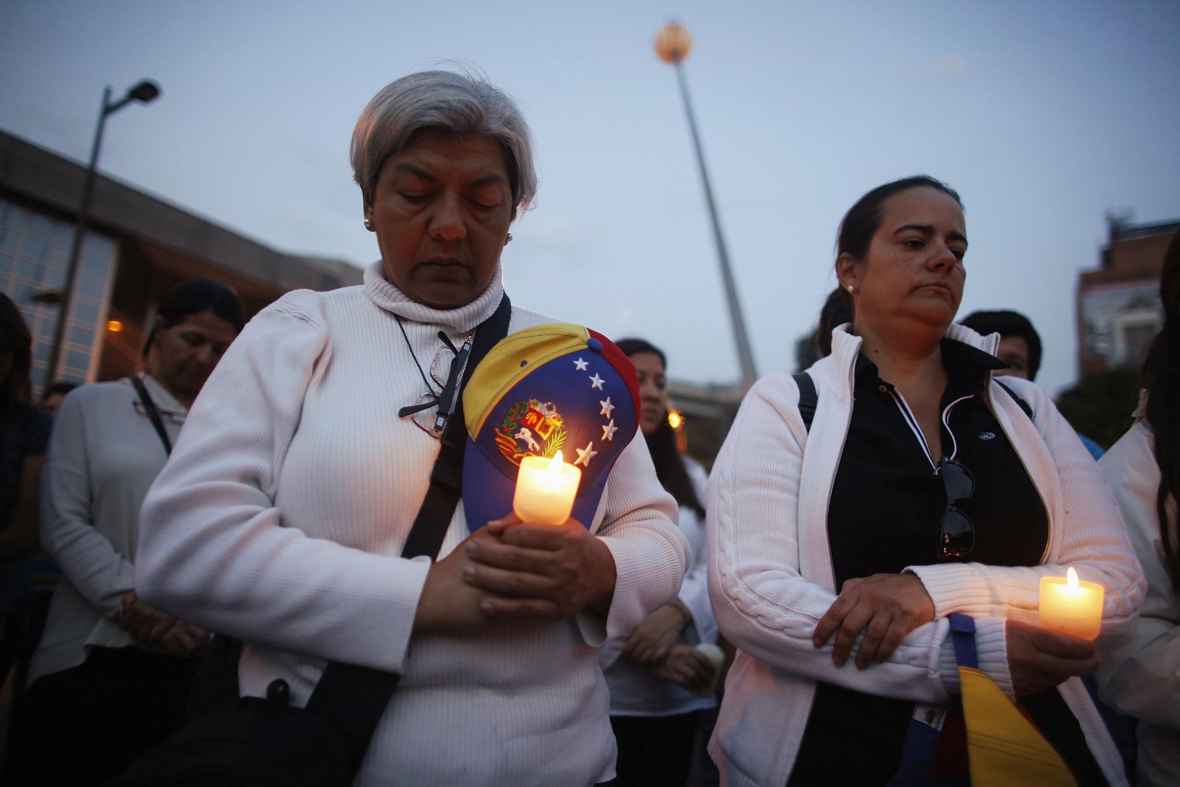 L'Église au chevet du Venezuela