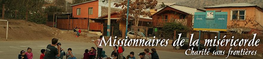 Missionnaire de la miséricorde - Une vie donnée aux pauvres