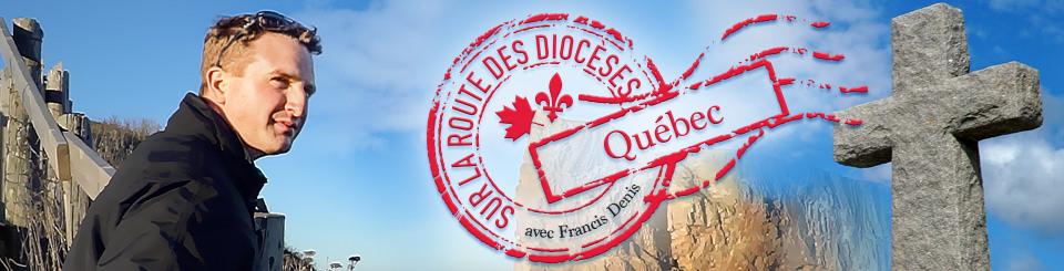 Sur la route des diocèses <div style='font-size:20px; margin-top:5px;'>avec Francis Denis</div>
