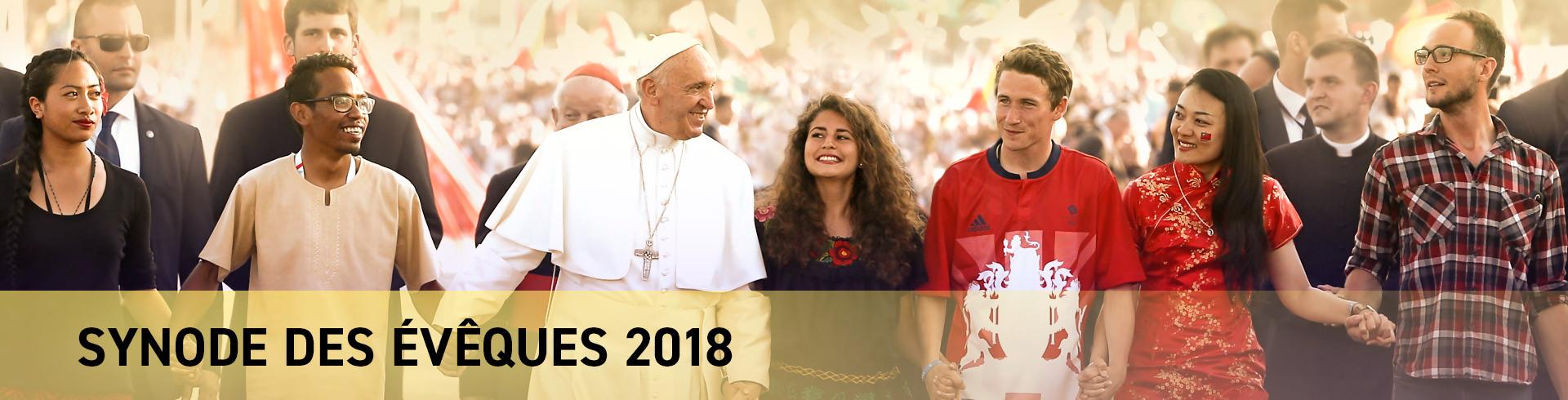 Synode Des évêques 2018
