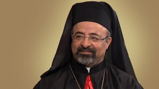 Patriarche Ibrahim Isaac Sidrak