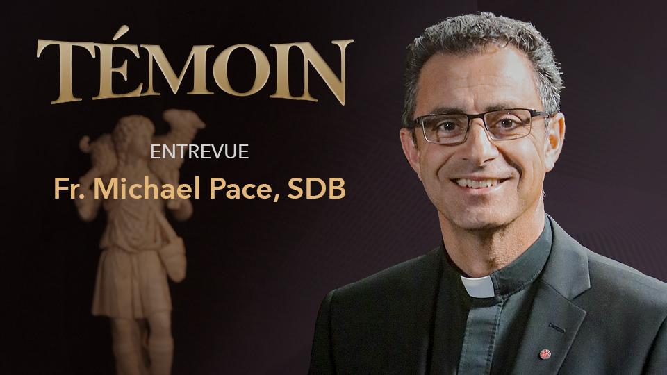 Père Michael Pace, SDB